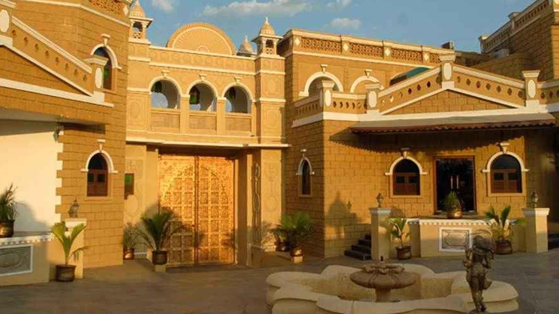 Khirasar-Heritage