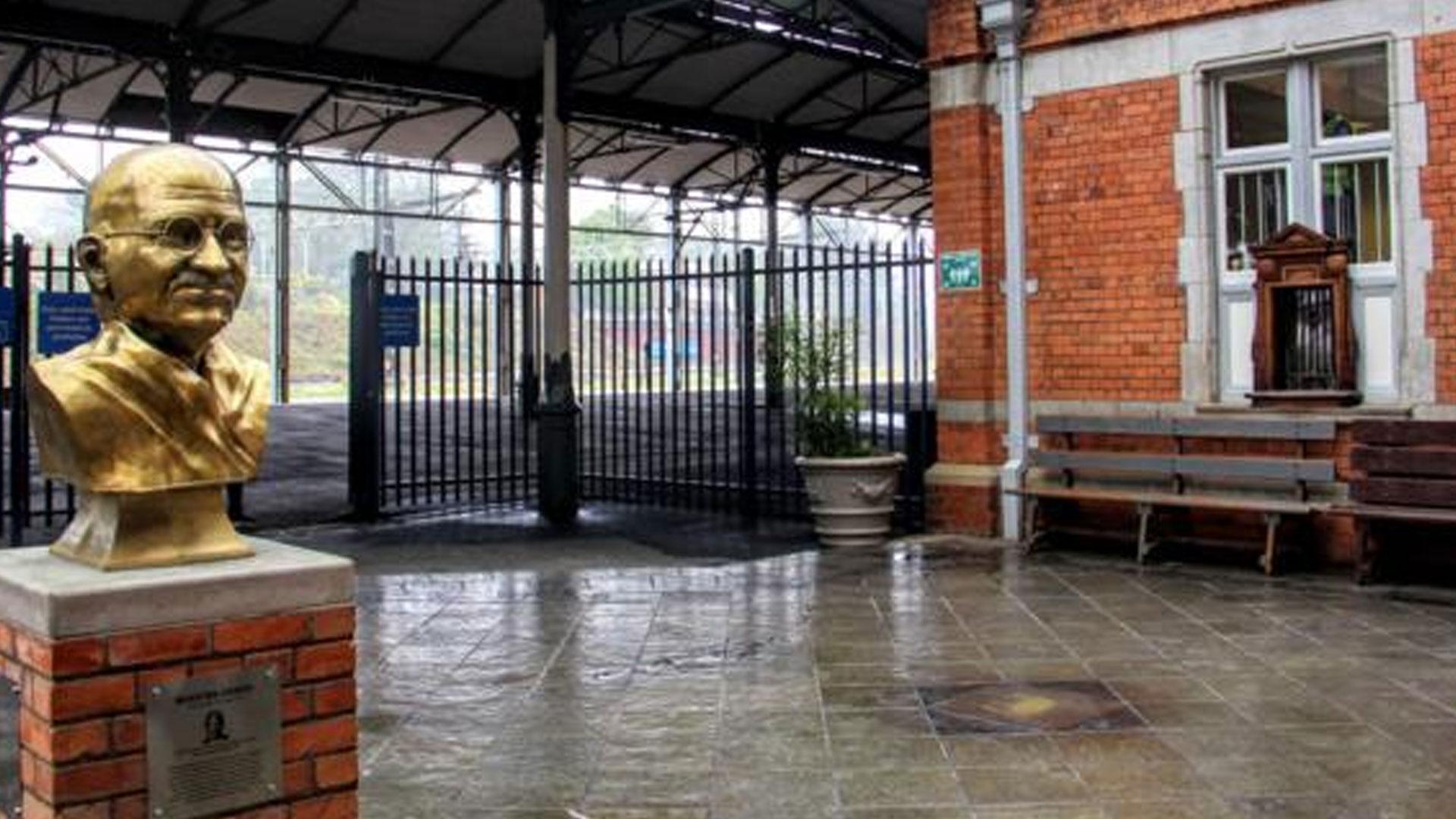 Gandhi-railway-station