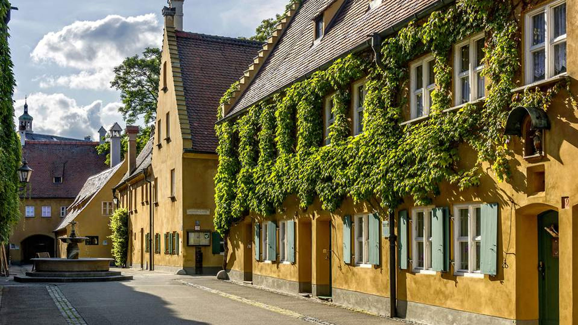 Inside This German Village Rent Of Per House Is Rs 70 A Year