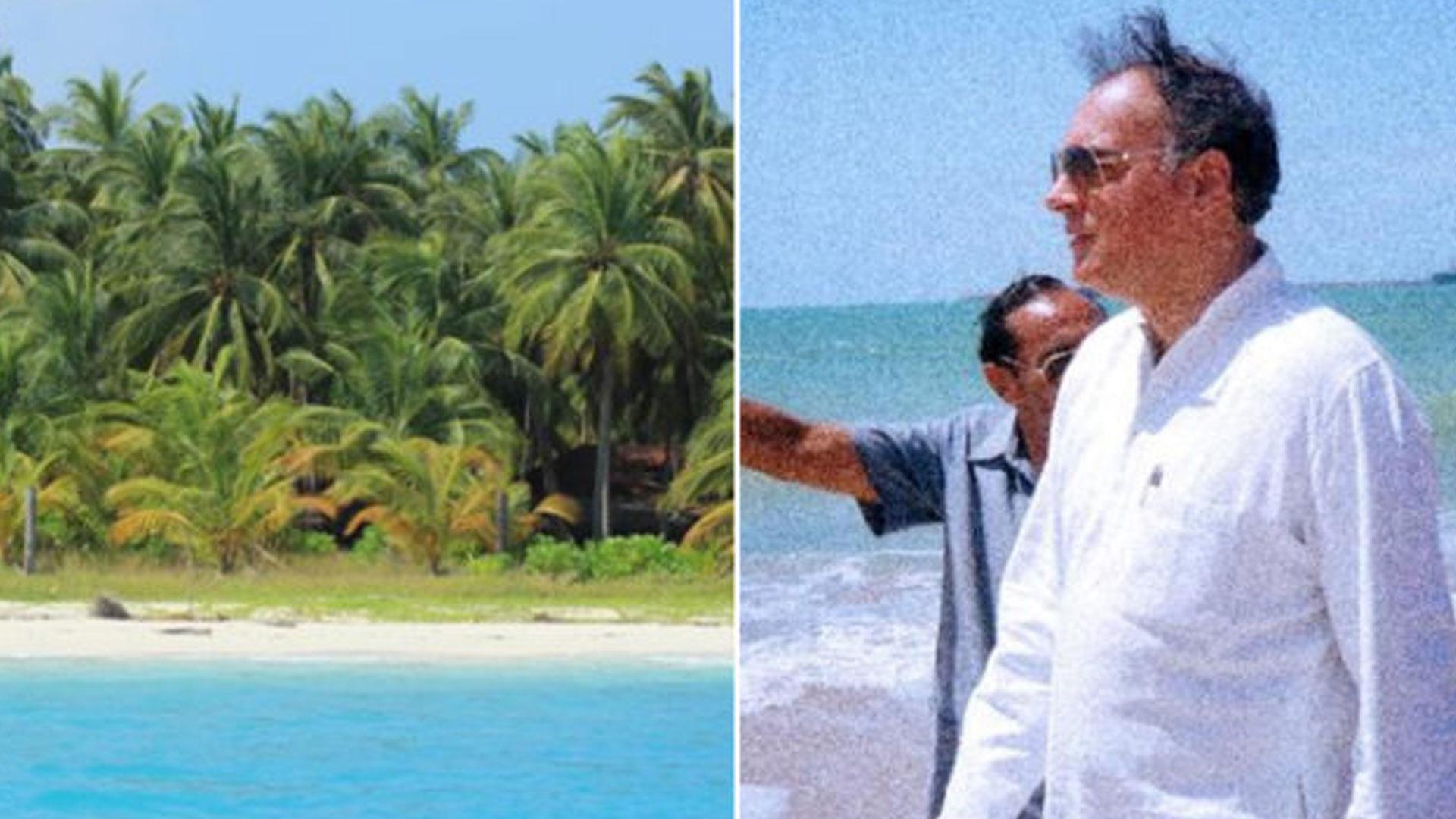 Rajiv-Gandhi-went-to-this-stunning-Island-of-Lakshadweep!!