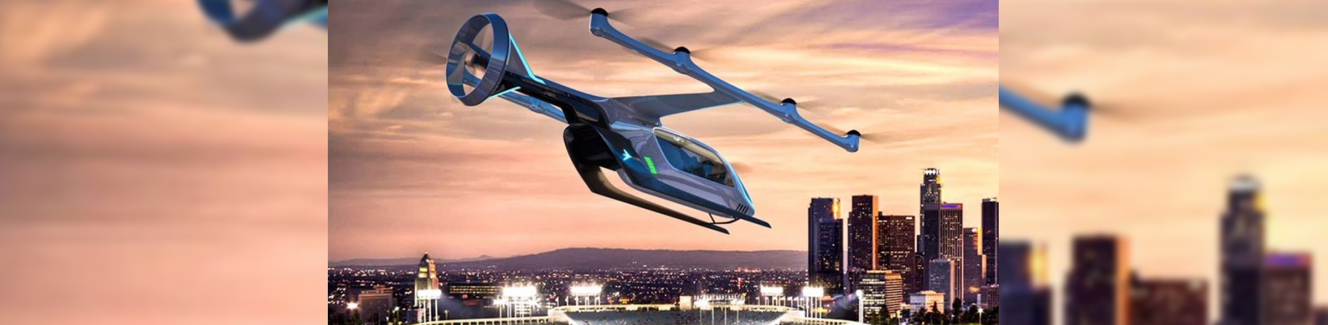 Flying Taxis in Paris