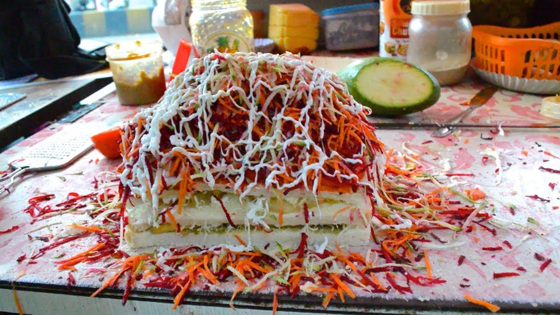 Baahubali Sanwich