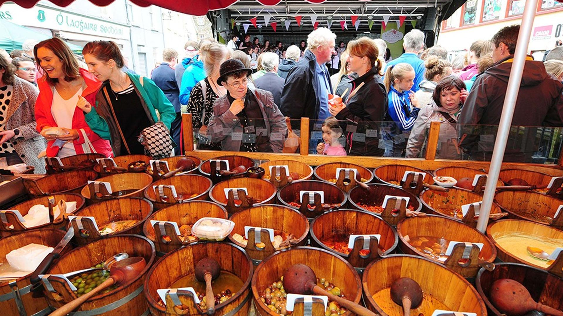 Enjoy Feasts and festivities in Cork, Ireland