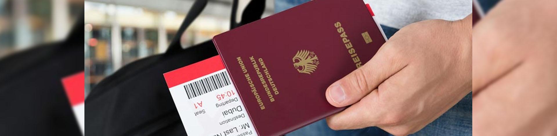 Indian German Passport