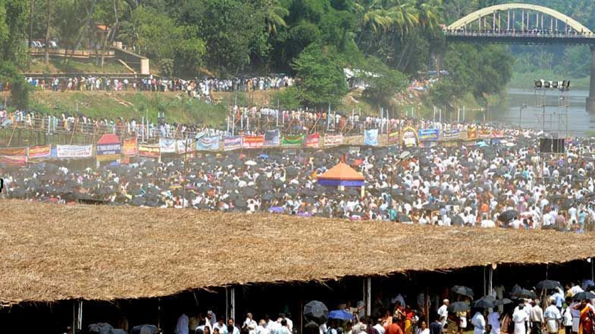 Maramon, famous for the largest Christian General Assembly in Asia 61