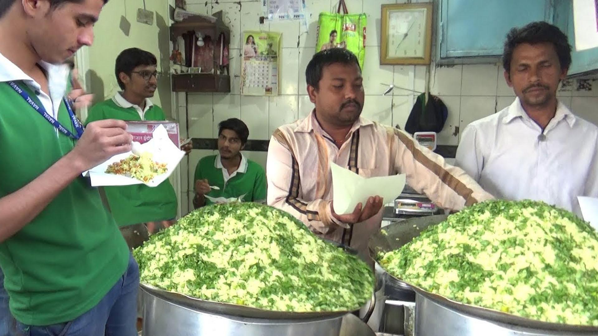Nagpur Tarri Poha